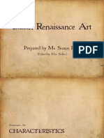 Renaissance Art Presentation