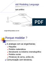 UML - Unifield Modeling Language- 2010