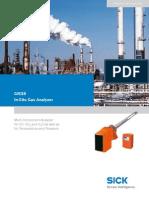 In-situ Gas Analyzr