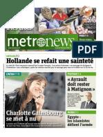 Metronews (2013 - 01 - 25)