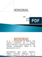 Monorail Ppt