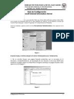 Guia Configuracion de IIS v2