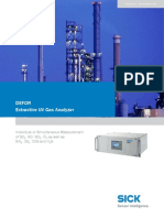Defor Extractive Analyzer