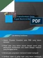 Transformasi Peta Pbb