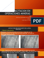 Capacitacion en Operaciones Mineras