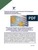 Aplicacion de PCGA o Normas NIC- NIIF en Guatemala Rev Abril 2013)
