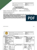 Instrumentacion Didactica de 5 Unidades I.O SISTEMAS1 Agt-dic 2013-1