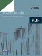 NHBC Standards 2006