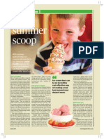 Summer Scoop