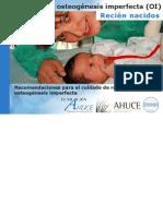 Osteogenesis Imperfecta Cuidados Del Recien Nacido