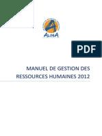 2012 06 22 Manuel de Gestion Des Ressources Humaines1