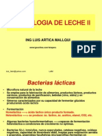 Bacterias Lacticas 2010 Bromato
