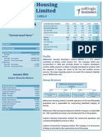 MHDL - Company Outlook - 24.01.2014
