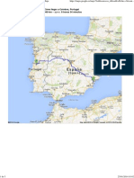 Ruta_de Elche (Alicante) a Coimbra