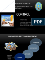Control - Adm.