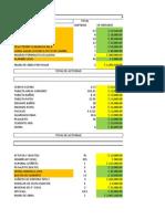 Costos Recta Final Purificacion Lote No 16 (210114)
