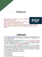 Cours 11 - Epilepsie