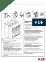 Manual de Protecciones Rele Para T8L