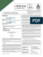 Ley N° 26.522-09 Ley de Servicios de Comunicación Audiovisual