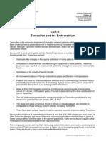 Tamoxifen and the Endometrium