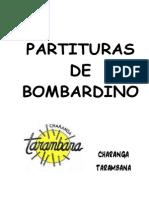 PARTITURAS BOMBARDINO