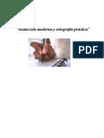 """""""Redacción moderna y ortografía práctica"""""""
