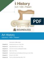 Art History II v1