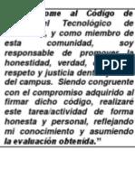 Código de Ética del Tecnológico de Monterrey