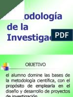 METODOLOGÍA DE LA INVESTIGACIÓN - 5 A