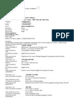 Cv Format en (4)