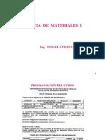 1) Programa Ciencia de Materiales i