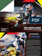 2014 yos suz sx media guide