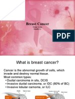 Breast Cancer Presentation