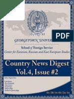 CERES News Digest - Week2, Vol.4, Jan.20-24