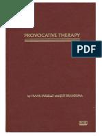 14046286 Frank Farrelly Jeff Brandsma Provocative Therapy OCR PDF PDF Format