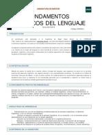 2 Fundamentos genéticos del lenguaje