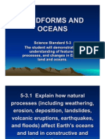 landforms  oceans lessons ppt 1