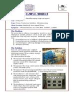 Power Managemet Mid Size Power Plant