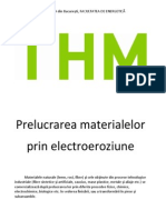 Electroeroziune