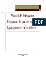 Manual de  Reparação de PC Copy