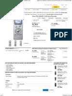 Sony Icd Ux533f