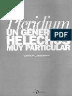 Pteridium [Helecho](1)