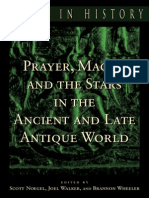 Prayer Magic and the Stars in the Ancient and Late Antique World