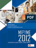 MIPYME 2012