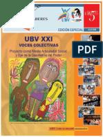 Ubv Xxi Voces Colectivas