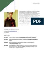 CV David Herrera 2013