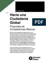 Hacia una ciudadanìa global. Propuesta de competencias básicas