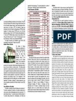 Harisingh Gaur Central Univerwity Distance Information Brochure 2013