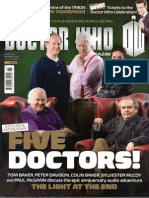 Doctor Who Magazine 465