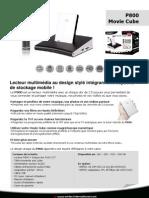 P800 Fiche Produit FR